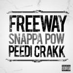 """Freeway – """"Snappa Pow"""" (feat. Peedi Crack; Prod. by Jake One)"""