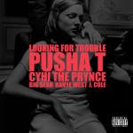 Kanye West ft. Pusha T, CyHi Da Prynce, Big Sean & J. Cole – Looking For Trouble