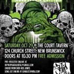 Hip Hop Karaoke NJ 10-29-11