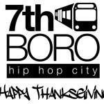 Happy Thanksgiving from the 7th Boro