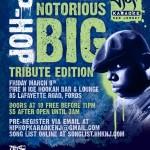 Hip Hop Karaoke NJ: Notorious BIG Tribute