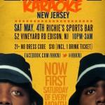 Hip Hop Karaoke New Jersey