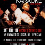Hip Hop Karaoke New Jersey #HHKNJ