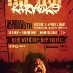 Hip Hop Karaoke NJ (October 5th, 2013) @HHKNJ