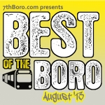 Best of the Boro: August '13 [mixtape]