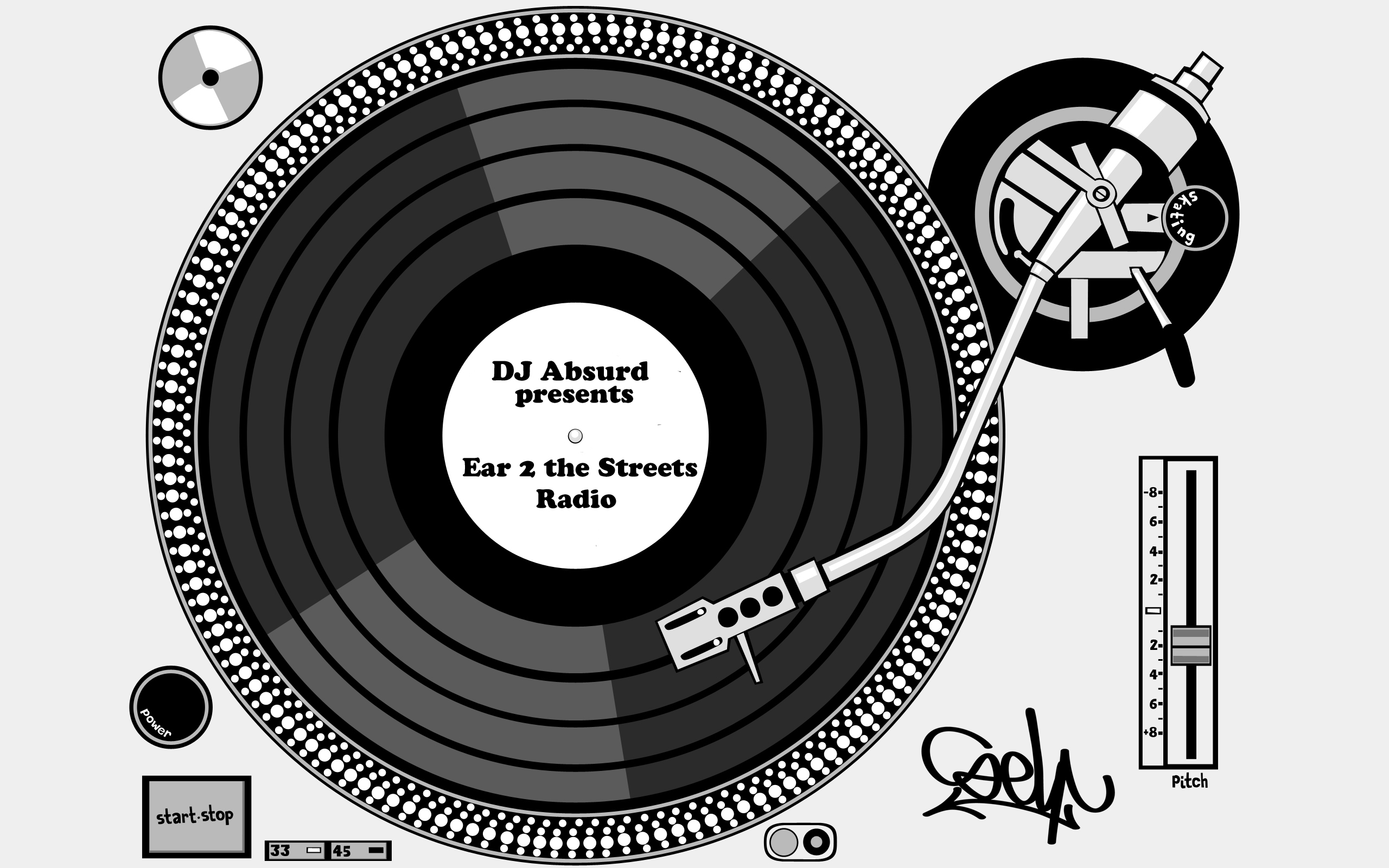 DJ Absurd – Ear 2 The Streets Radio Episode 100 | 7th Boro