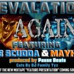 Revalation Feat. Joe Scudda & Mayhem – Up Against (Single)