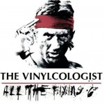 The Vinylcologist – All The Fixin's 6 (Stream / Download)