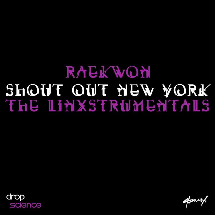 @SHOUTOUTNEWYORK X @UNITEDCRATES Present: @Raekwon - #TheLinxstrumentals #OB4CL20th