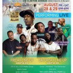 5th Annual #24HrsofPeace Concert in Newark @rasjbaraka @CityofNewarkNJ @24HrsofPeace