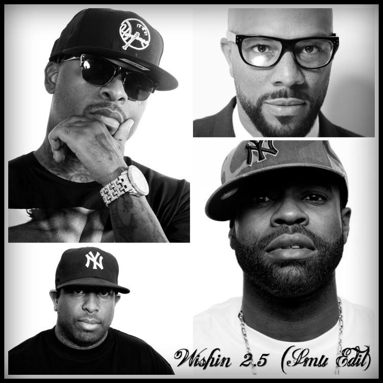 PRhyme ft. Common & Black Thought - Wishin 2.5 (Smu Edit) @Royceda59 @REALDJPREMIER @blackthought