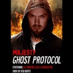 Majesty ft. Elz Sinatra, ILLit, & Genezis MC –  Ghost Protocol (Prod. by Saer)