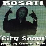 Sean Rosati – City Snow (Video) (Prod. by Chronic Tone)