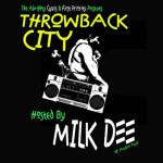DJ Gyvis – Throwback City (Mixtape)