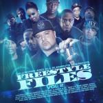DJ J-Ronin – Freestyle Files Vol 2 (Mixtape)
