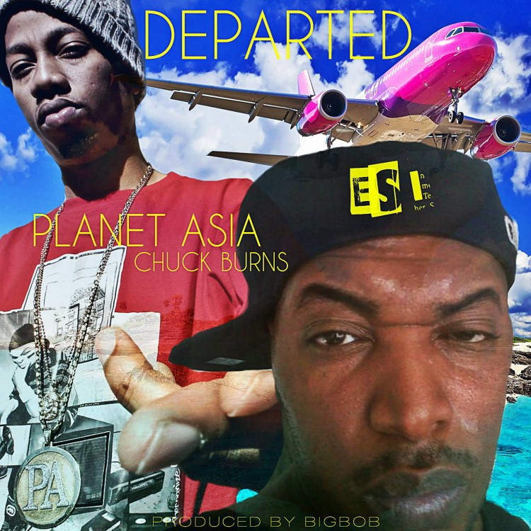 Hip Hop St Fast Furious Mp3 Download: Planet Asia Ft. Chuck Burns
