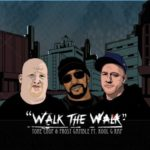 Tone Chop & Frost Gamble ft Kool G Rap – Walk The Walk (Stream)