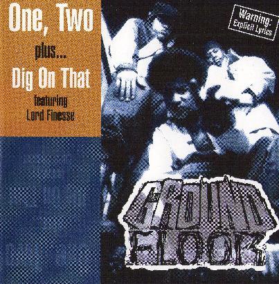 Ground Floor One Two 7th Boro Hip Hop City